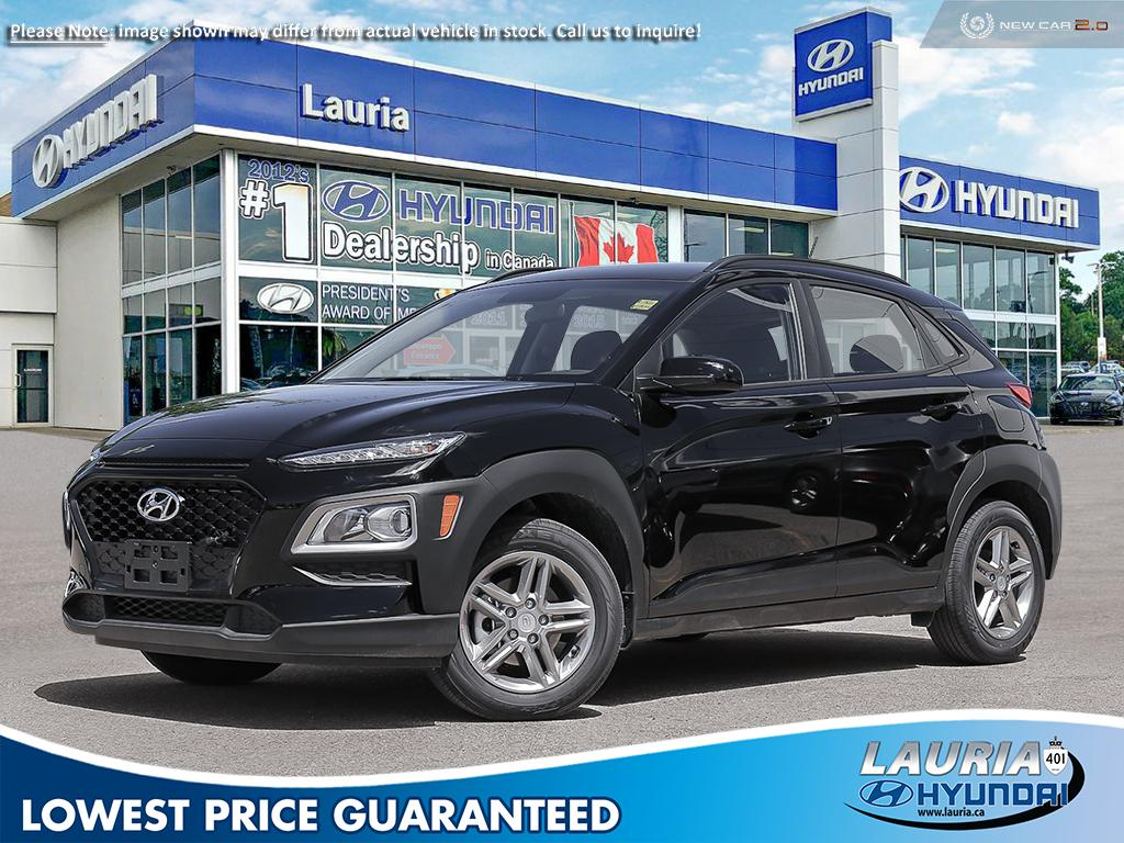 New 2020 Hyundai Kona 2.0L AWD Essential - BLOW OUT PRICE!