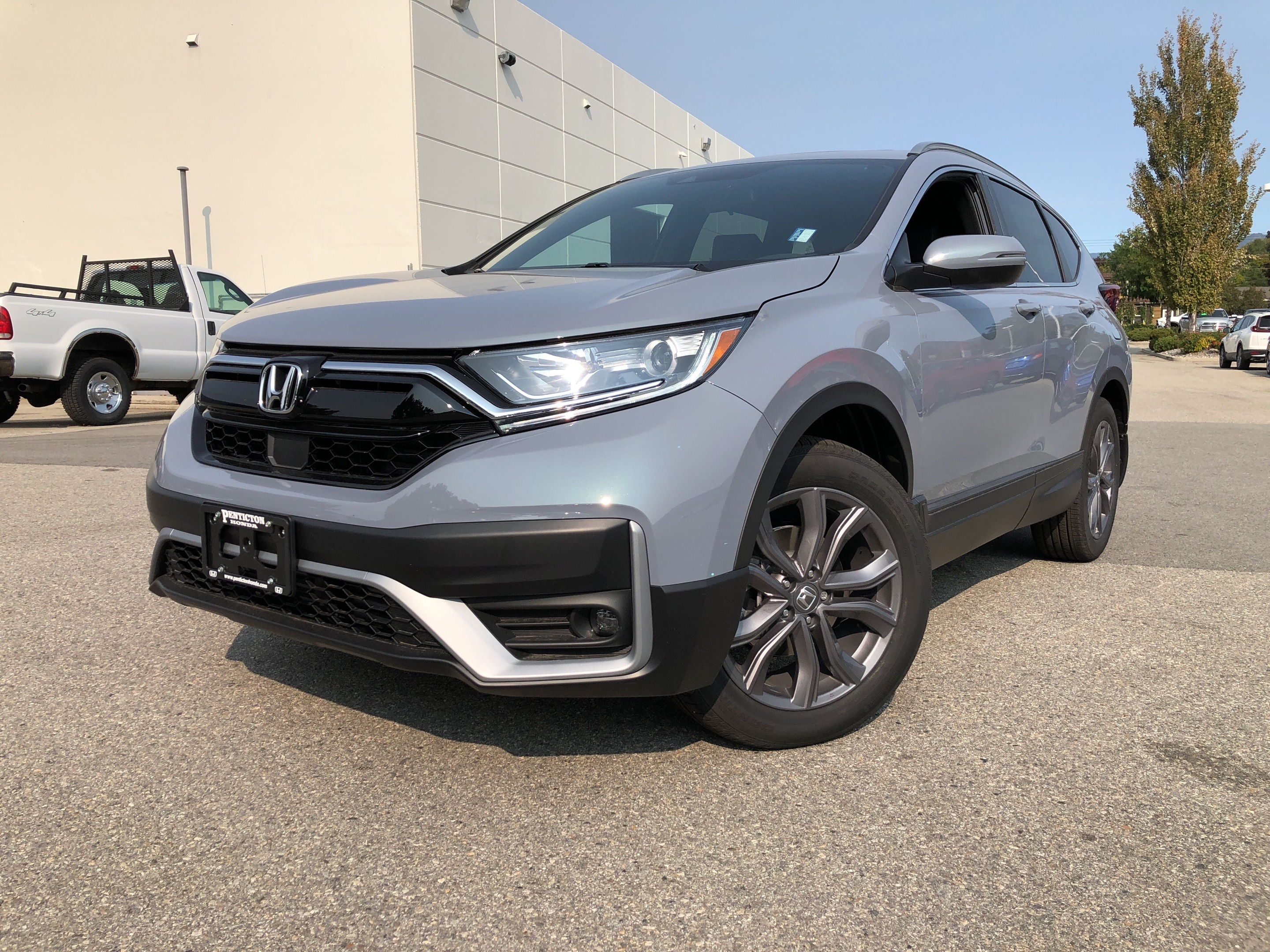 2020 Honda CR-V Sport 4WD All Wheel Drive Sport Utility