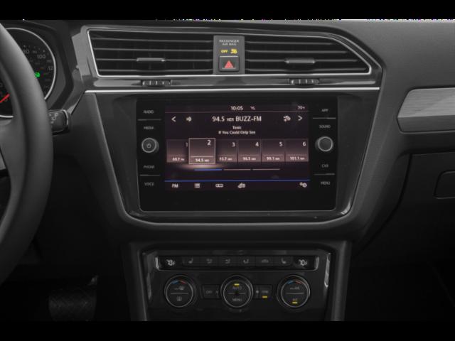 New 2020 Volkswagen Tiguan Trendline
