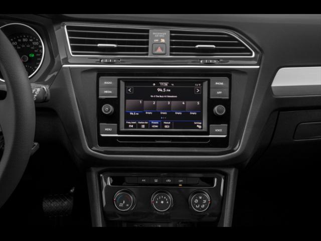 New 2020 Volkswagen Tiguan 2.0T S