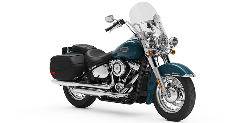 New 2021 Harley-Davidson Heritage Classic FLHC