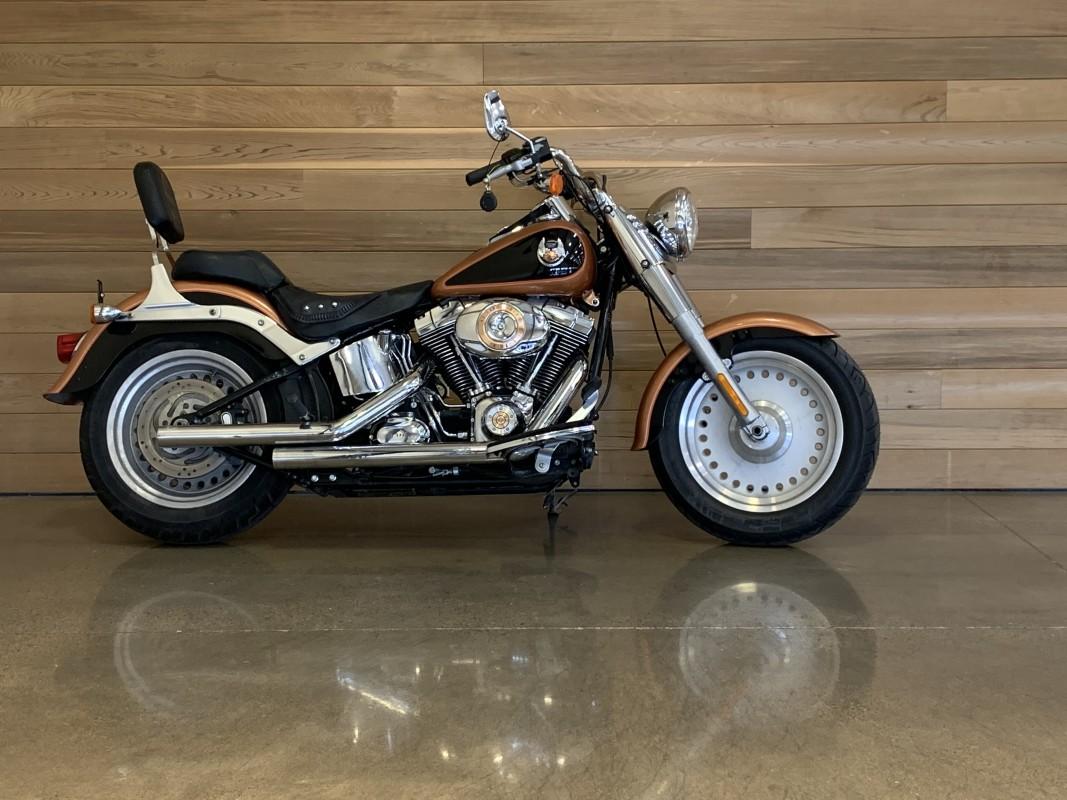2008 Harley-Davidson Fat Boy 105th Anniversary