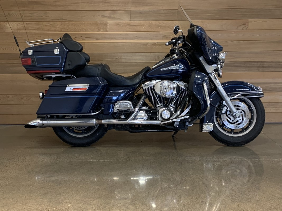 Pre-Owned 2006 Harley-Davidson Electra Glide Ultra Classic Shrine FLHTC-UI SHRINE