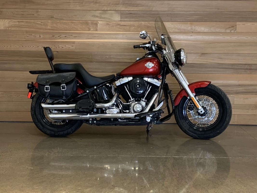2013 Harley-Davidson Slim