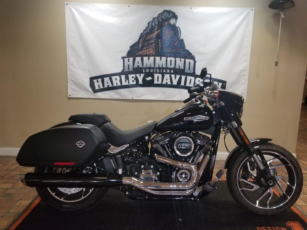 2019 Harley-Davidson Sport Glide