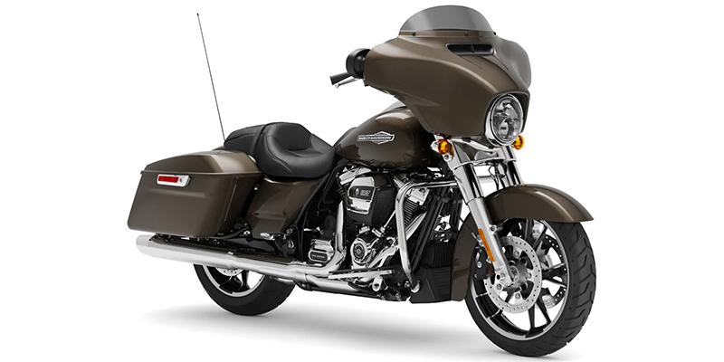 New 2021 Harley-Davidson Street Glide FLHX