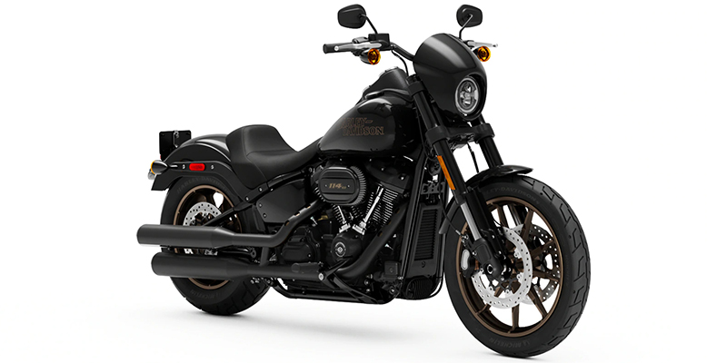New 2021 Harley-Davidson Low Rider S FXLRS