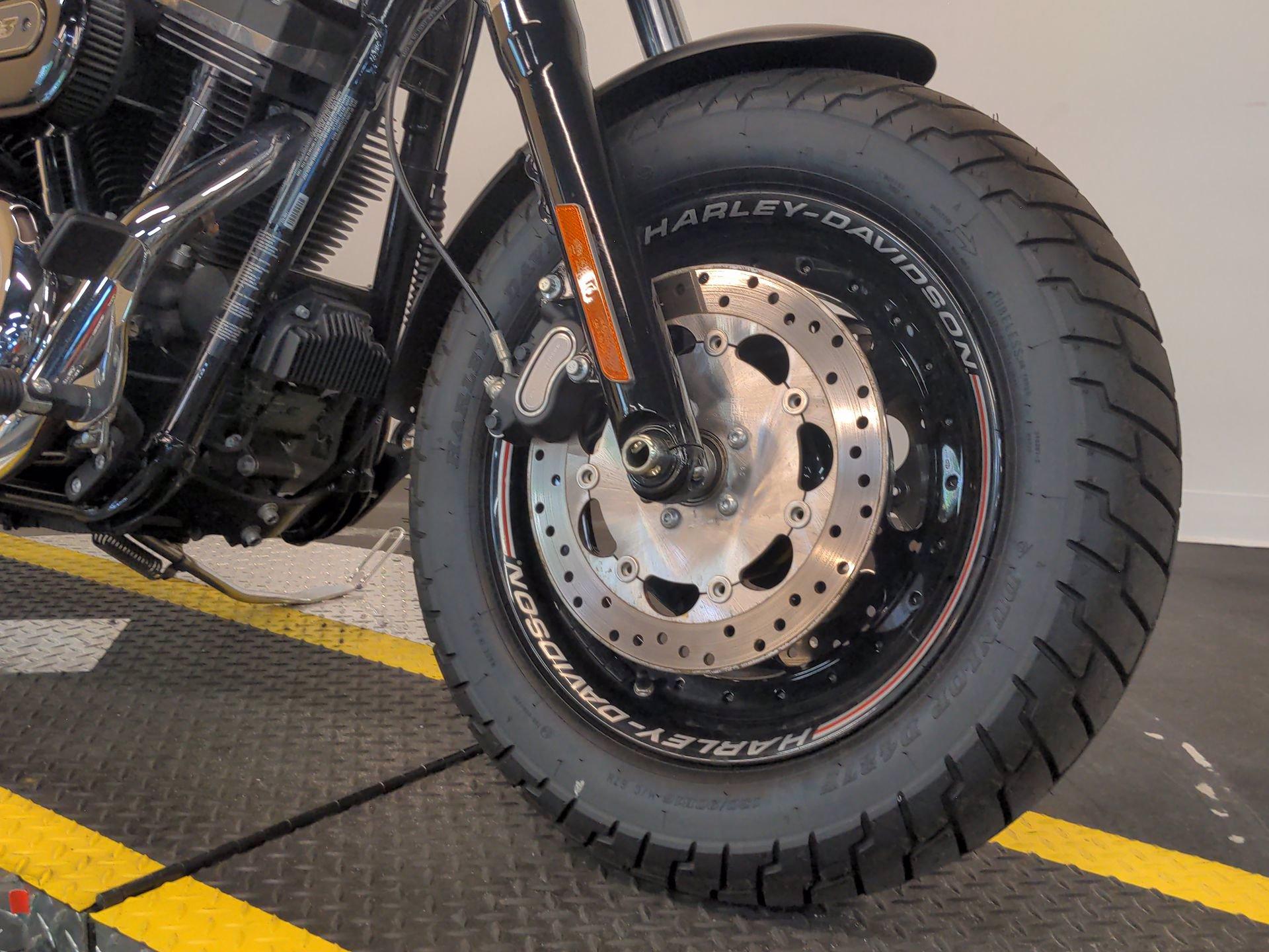 Pre-Owned 2016 Harley-Davidson Fat Bob FXDF