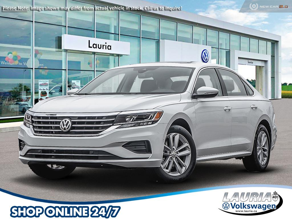 New 2020 Volkswagen Passat 2.0T Highline Auto - CLEAR OUT PRICE!