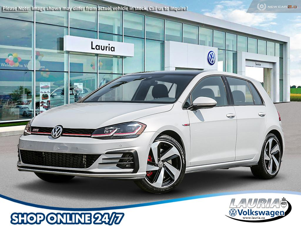 New 2019 Volkswagen GTI 2.0 TSI Autobahn Auto - CLEAR OUT PRICE!!