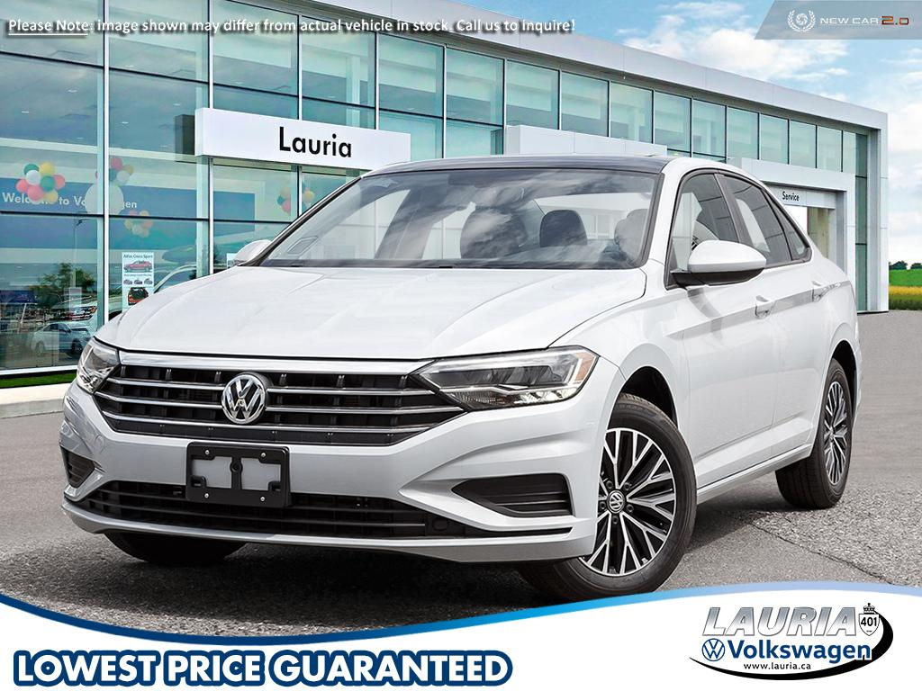 New 2020 Volkswagen Jetta 1.4 TSI Highline Auto