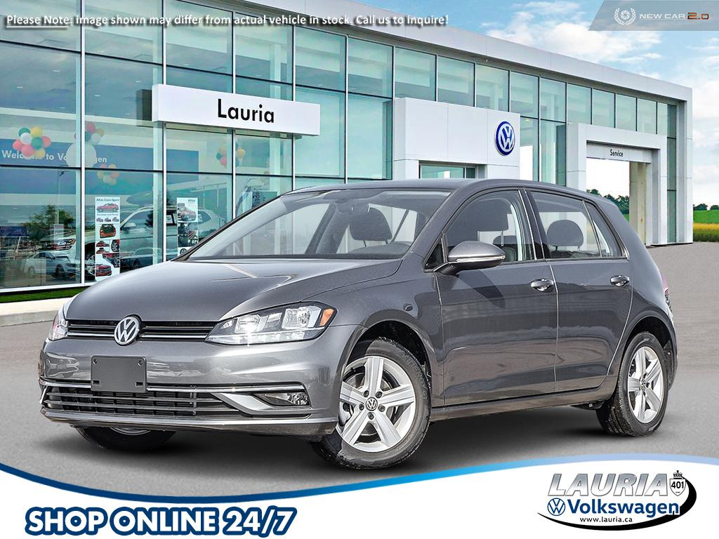 New 2020 Volkswagen Golf 1.4 TSI Highline Auto - CLEAR OUT PRICE!