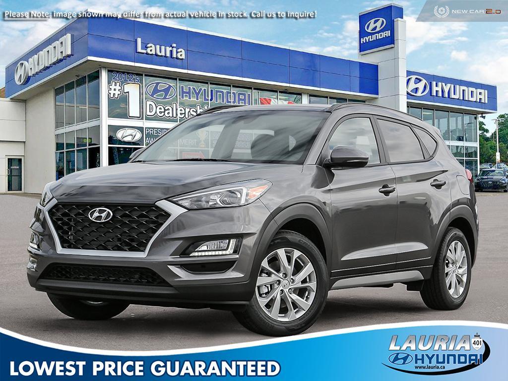 New 2020 Hyundai Tucson 2.0L AWD Preferred Sun & Leather - DEMO w/Snow Tires