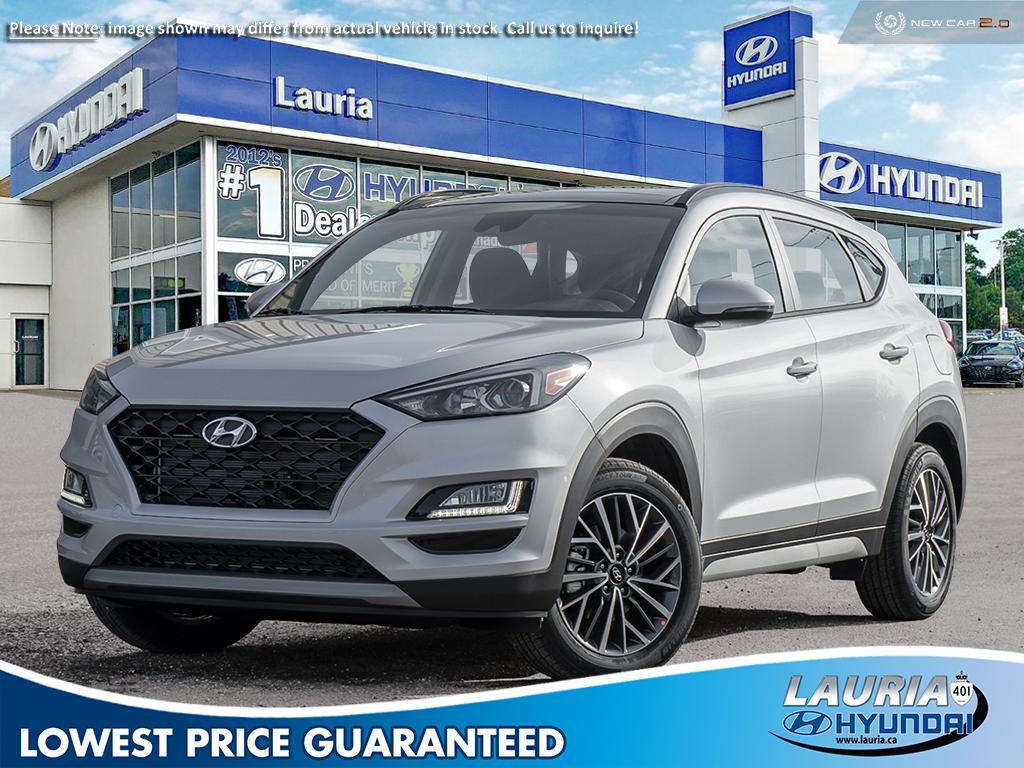 New 2020 Hyundai Tucson 2.4L AWD Preferred Trend - DEMO w/Snow Tires