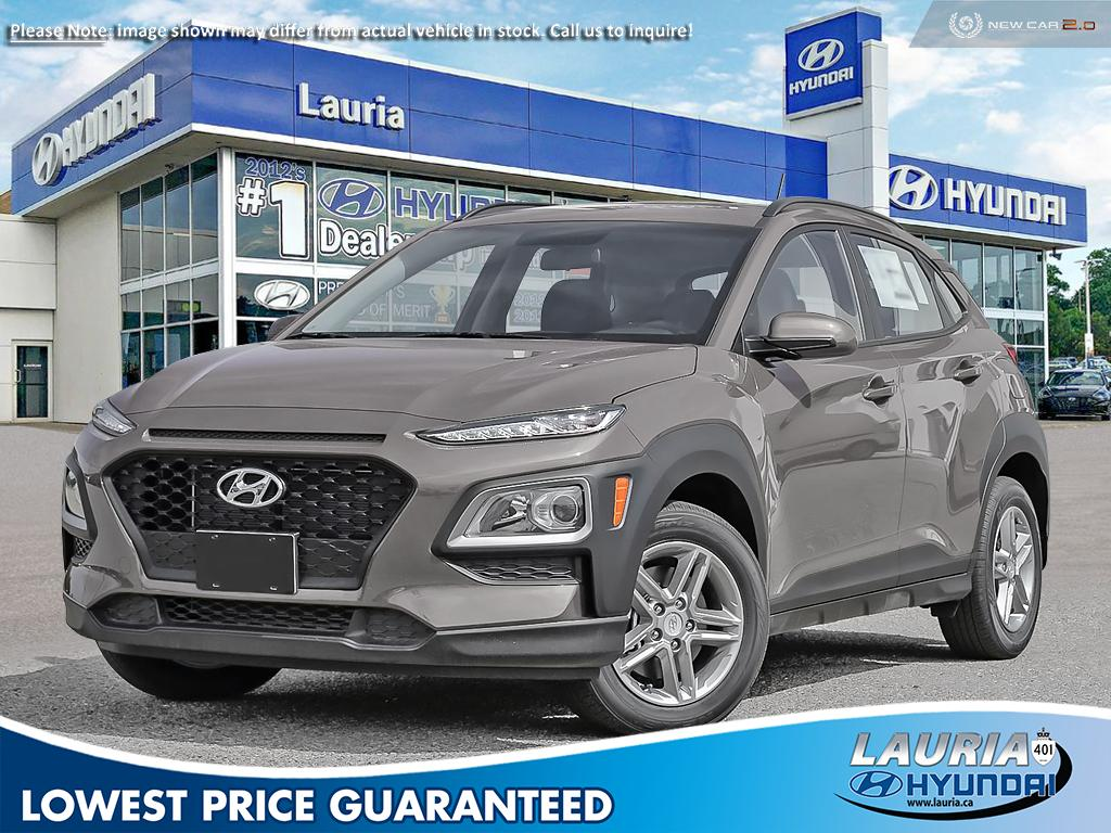 New 2021 Hyundai Kona 2.0L FWD Essential