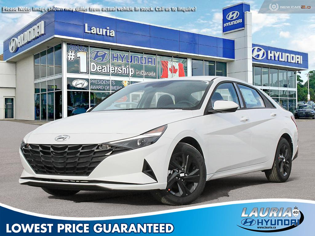New 2021 Hyundai Elantra Preferred Auto