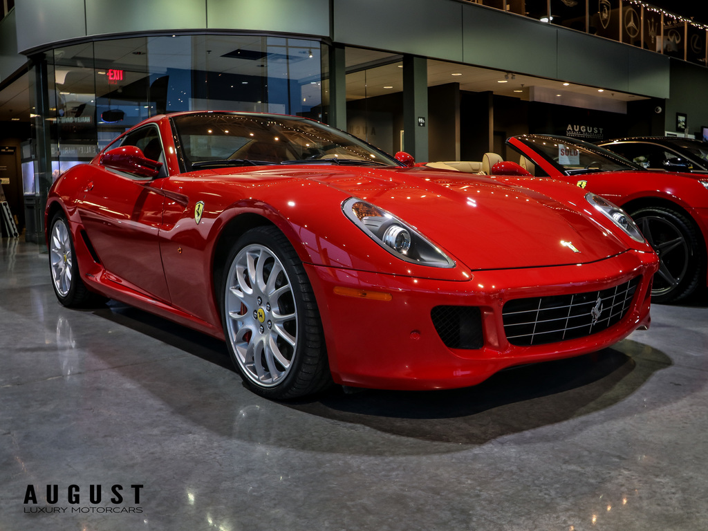 Pre-Owned 2008 Ferrari 599 GTB