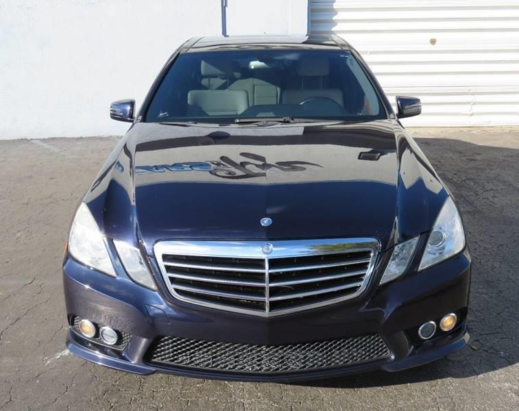 Pre-Owned 2010 Mercedes-Benz E-Class E 350 Sport 4dr Sedan