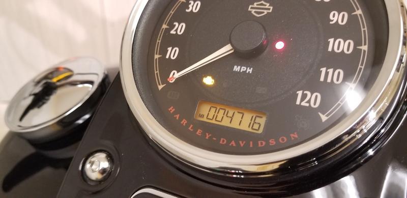 Pre-Owned 2017 Harley-Davidson Fat Bob FXDF