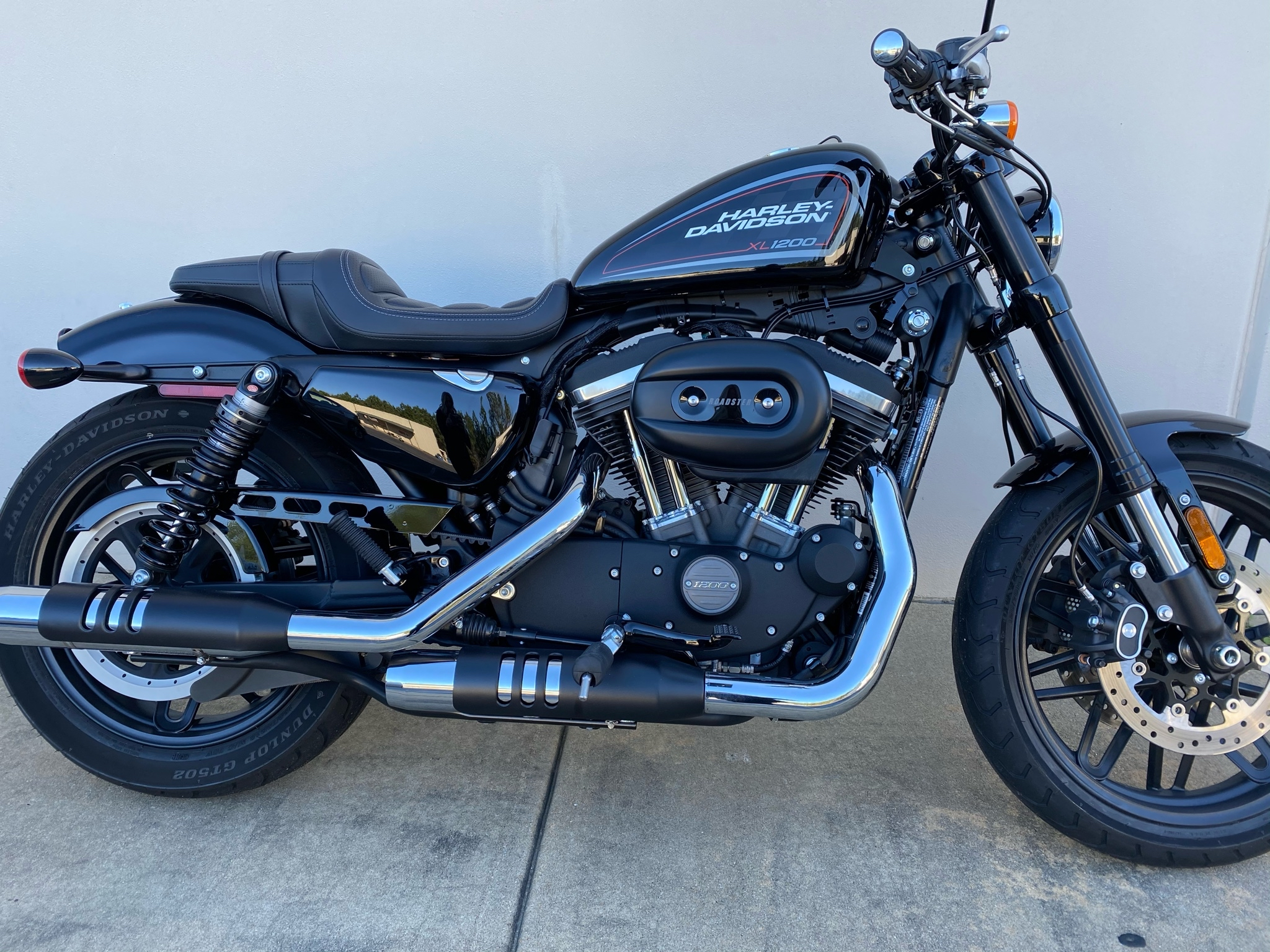 Pre-Owned 2019 Harley-Davidson Roadster XL1200CX