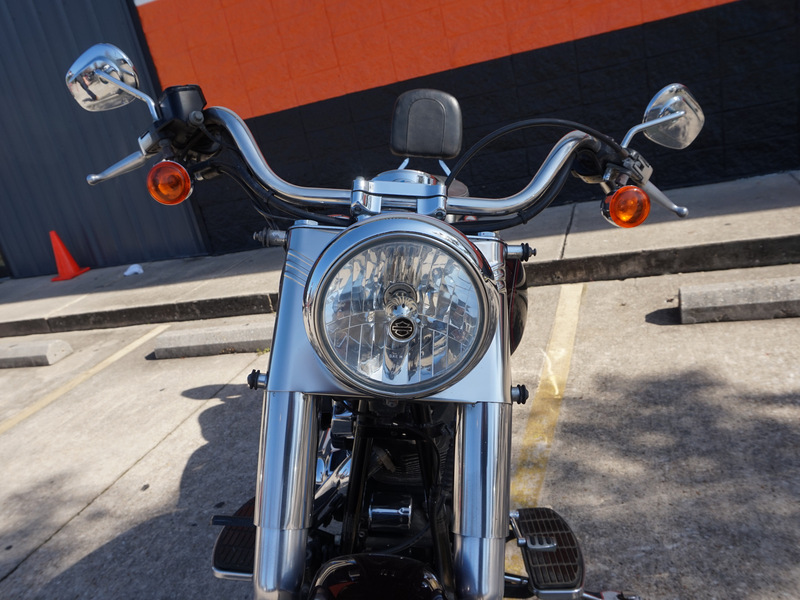 Pre-Owned 2005 Harley-Davidson Fat Boy FLSTF