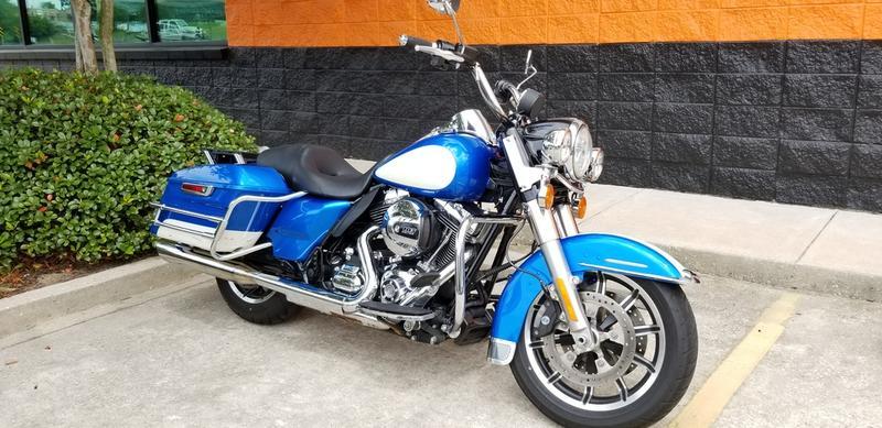 Pre-Owned 2016 Harley-Davidson Electra Glide Police