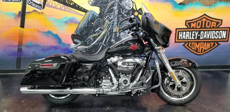 New 2019 Harley-Davidson Electra Glide Standard FLHT
