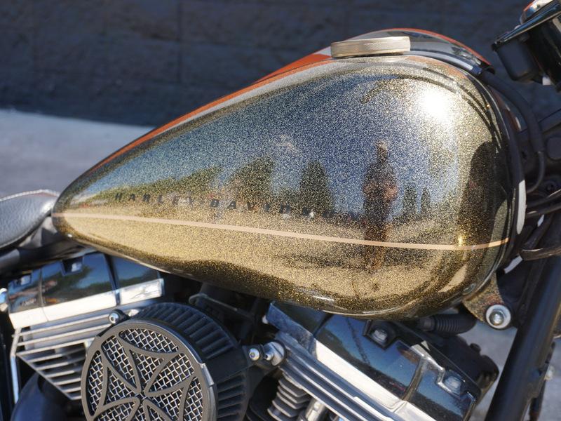 Pre-Owned 2013 Harley-Davidson Blackline FXS