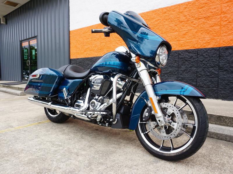 New 2020 Harley-Davidson Street Glide FLHX