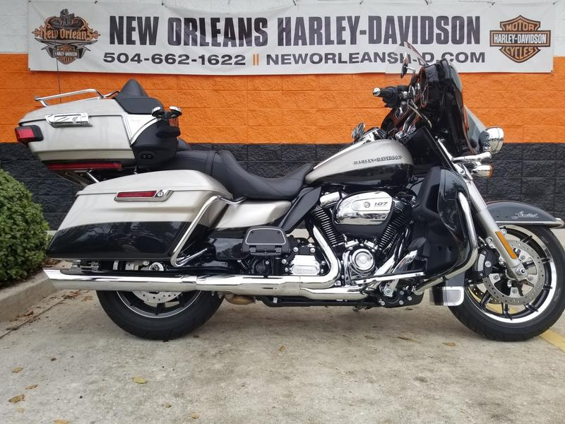 Pre-Owned 2018 Harley-Davidson Ultra Limited FLHTK