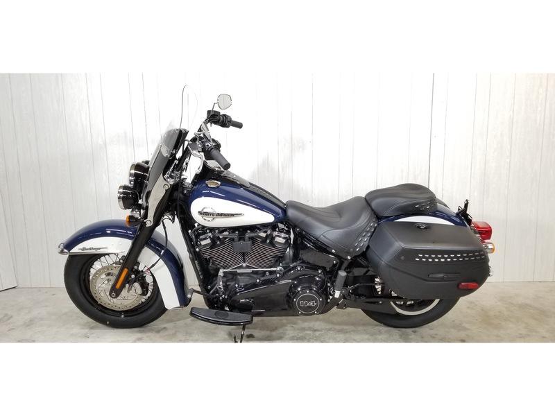 New 2019 Harley-Davidson Heritage Classic 114 FLHCS