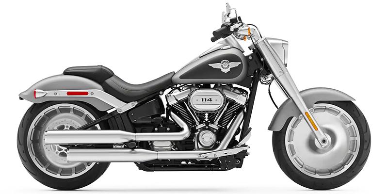 New 2020 Harley-Davidson Fat Boy 114 FLFBS