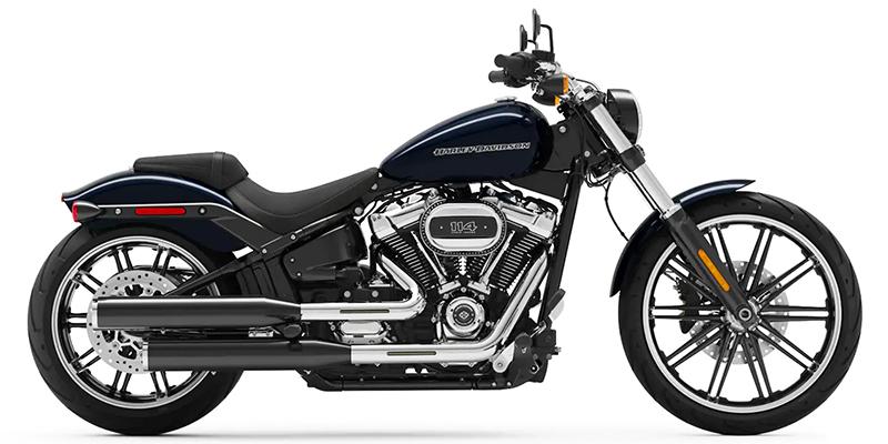 New 2020 Harley-Davidson Breakout 114 FXBRS