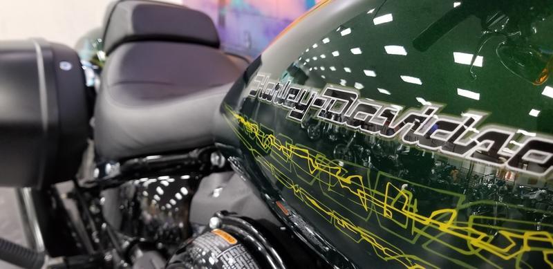 New 2019 Harley-Davidson Sport Glide FLSB