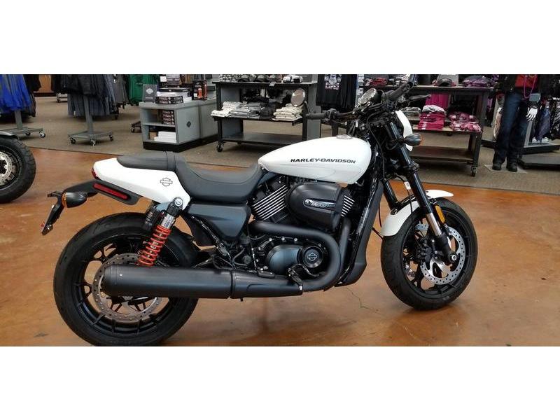 New 2018 Harley-Davidson Street Rod XG750A