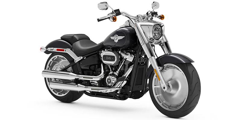 New 2021 Harley-Davidson Softail Fat Boy 114
