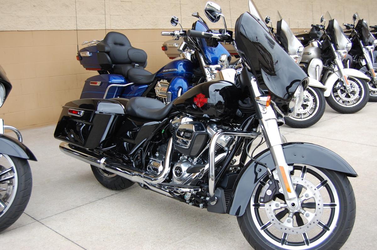 2020 Harley-Davidson Electra Glide Standard