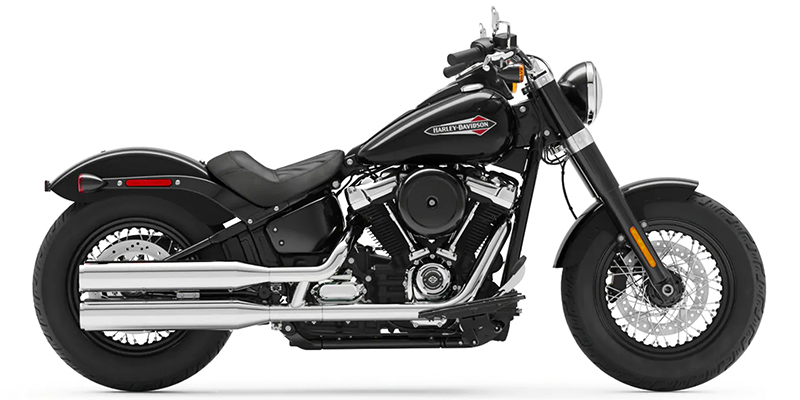 New 2020 Harley-Davidson Softail Slim