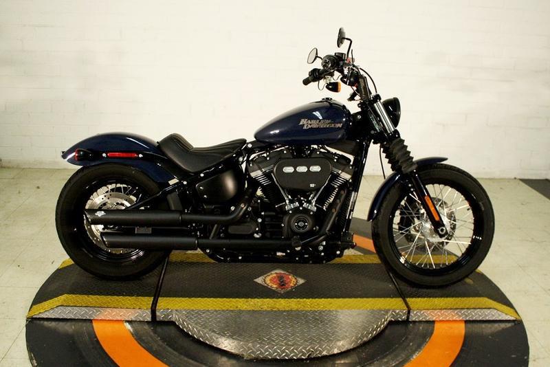 Pre-Owned 2019 Harley-Davidson Street Bob