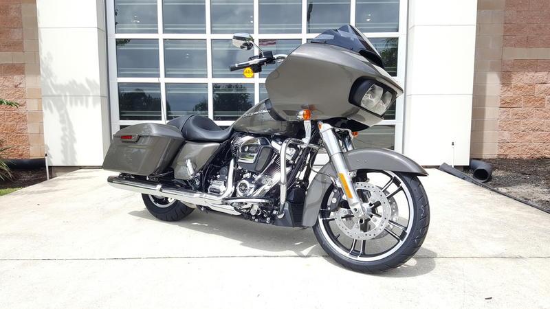 New 2019 Harley-Davidson Road Glide