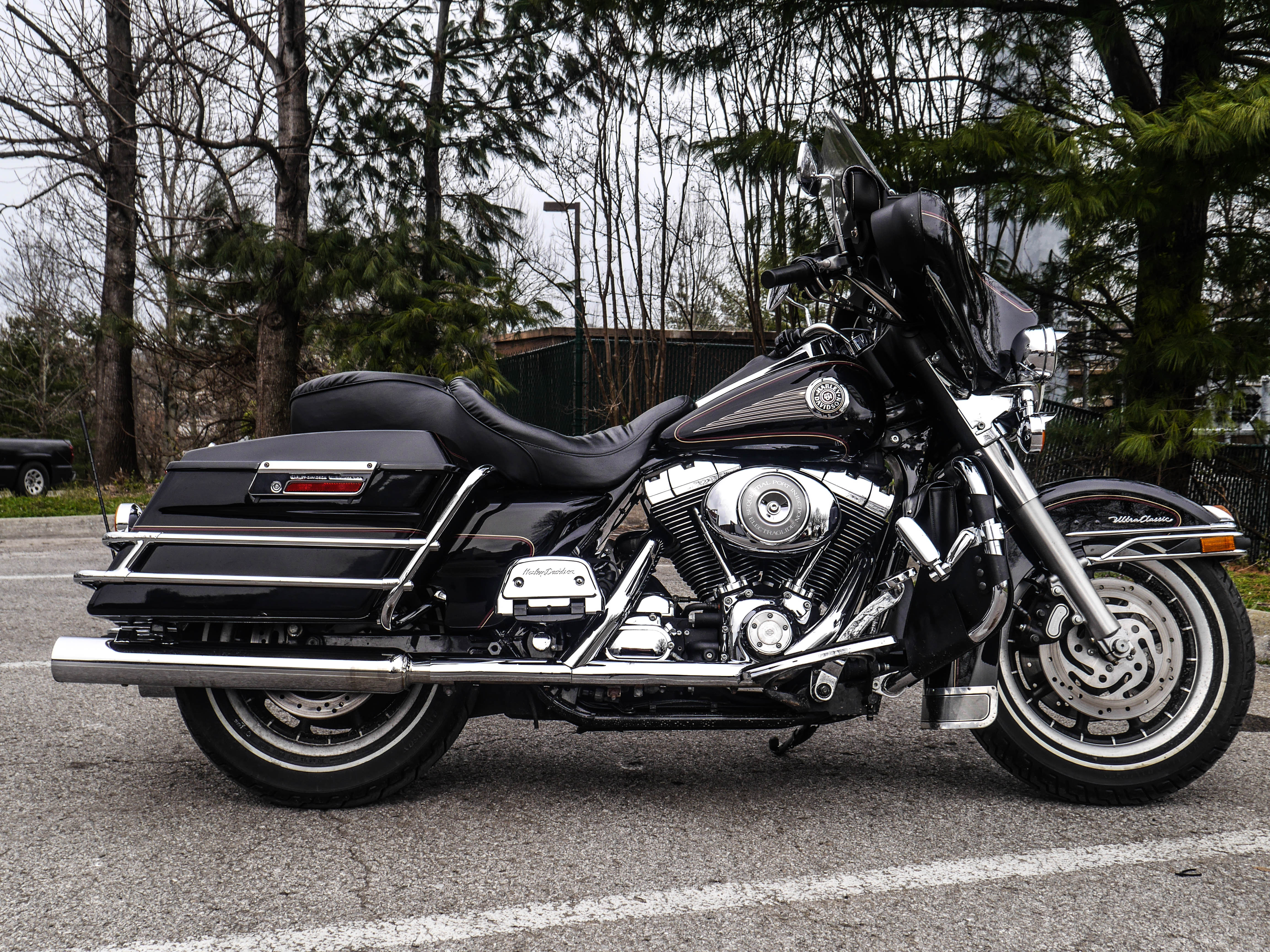 Pre-Owned 2000 Harley-Davidson Electra Glide Ultra Classic ...