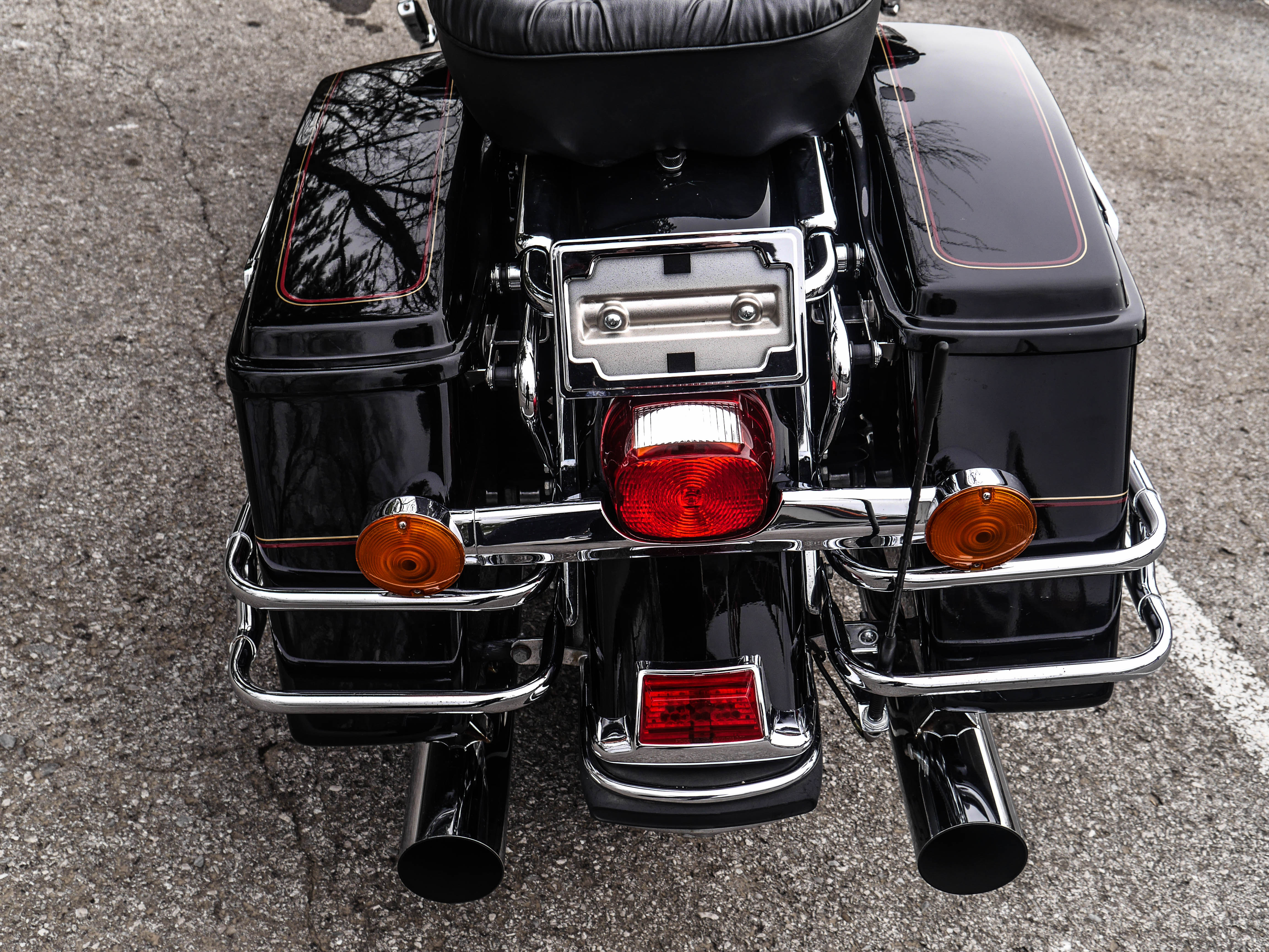 Pre-Owned 2000 Harley-Davidson Electra Glide Ultra Classic