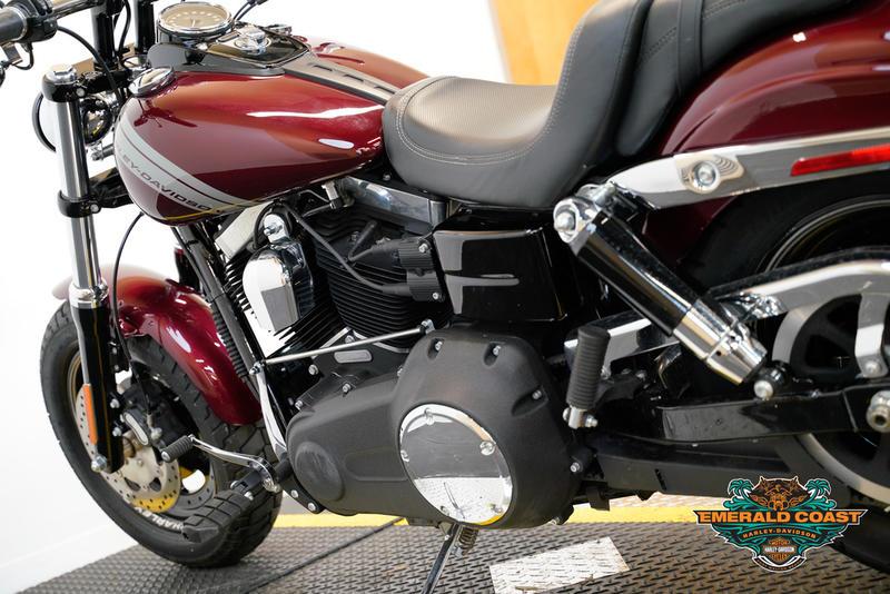 Pre-Owned 2015 Harley-Davidson Fat Bob FXDF
