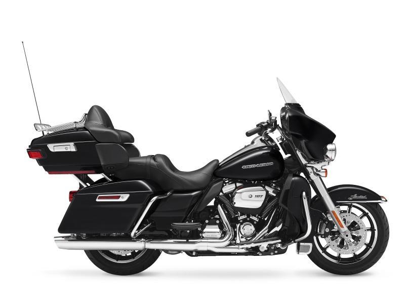 New 2018 Harley-Davidson Ultra Limited FLHTK