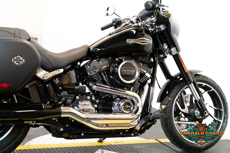 Pre-Owned 2020 Harley-Davidson Sport Glide FLSB