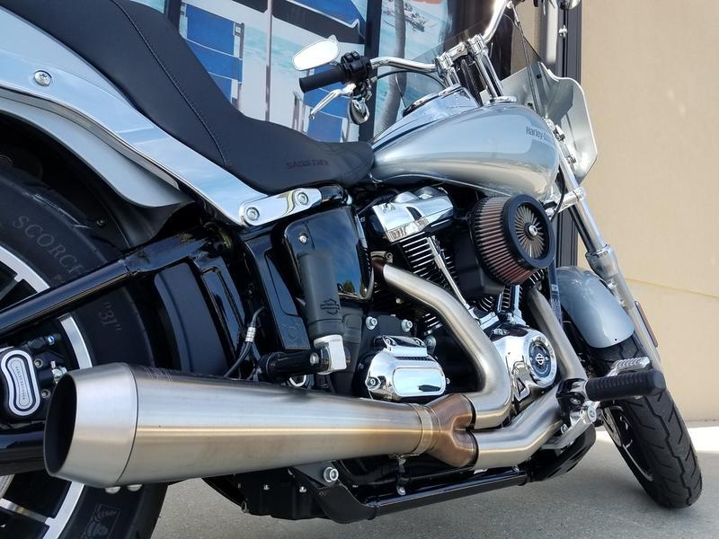 New 2019 Harley-Davidson Low Rider FXLR