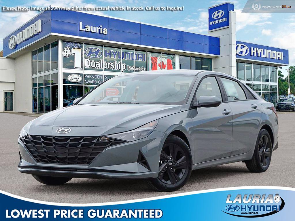 new 2021 Hyundai Elantra car, priced at $24,522